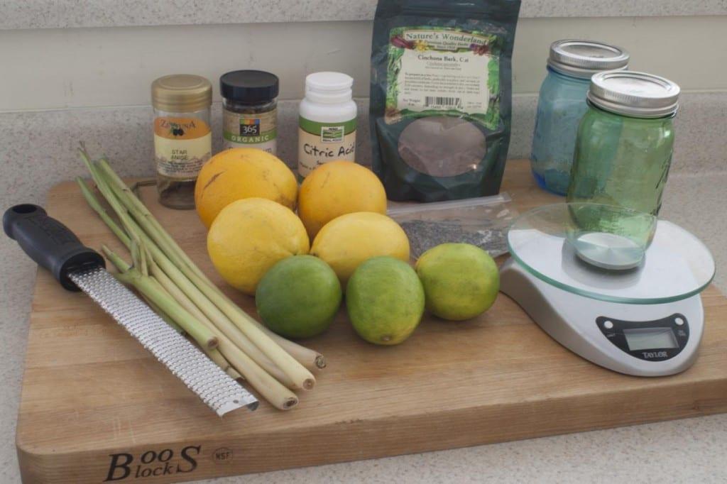Tonic Ingredients
