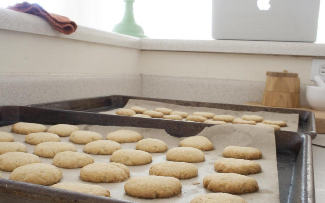 Homemade Vanilla Wafers Recipe