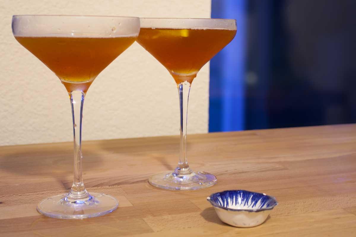 Earl Grey Martinis