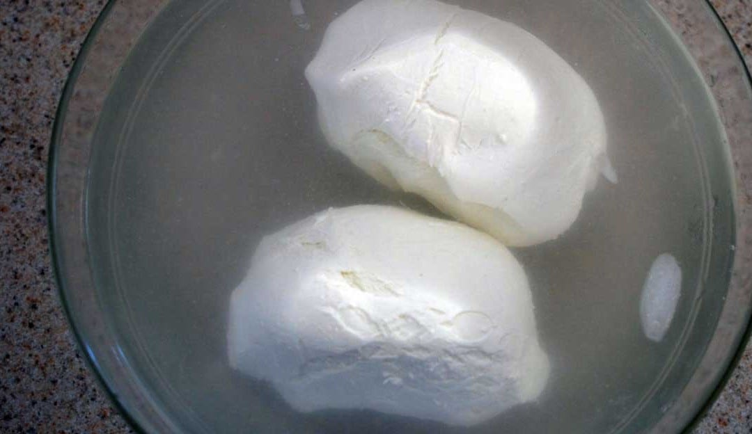 Making Fresh Mozzarella at Home